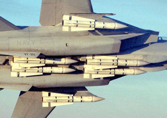 Fakour 90 được thiết kế để trang bị cho các chiến cơ F-14 của Iran.