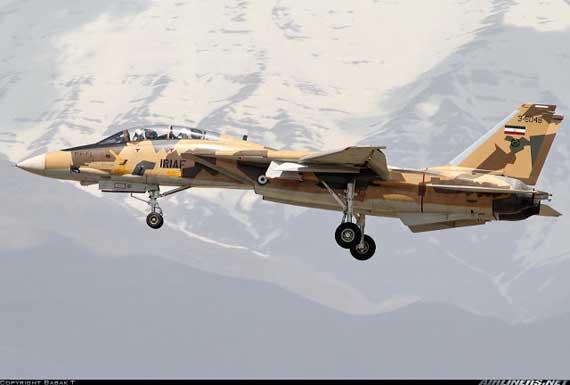 Iran sản xuất hàng loạt tên lửa siêu thanh nhái Phoenix của Mỹ