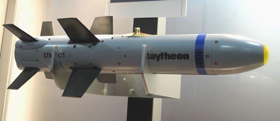Tên lửa Griffin.