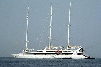 Du thuyền Le Ponant