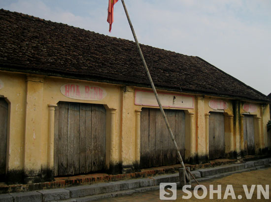 Đình làng Thọ Sơn được xây dựng vào năm 1869 (dưới thời vua Tự Đức), đã được UBND tỉnh Thanh Hóa xếp hạng là di tích kiến trúc nghệt thuật.