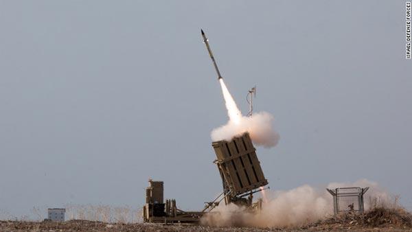 Iron Dome không có khả năng đánh chặn các tên lửa trong phạm vi từ 4-15km do khoảng cách quá gần.