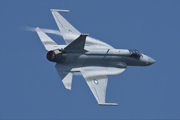 Tiêm kích JF-17 của Không quân Pakistan.