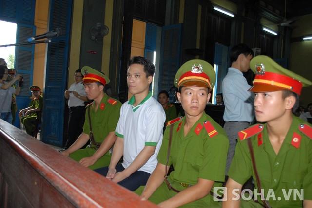 Lê Bá Mai tại phiên phúc thẩm ngày 30/8/2013
