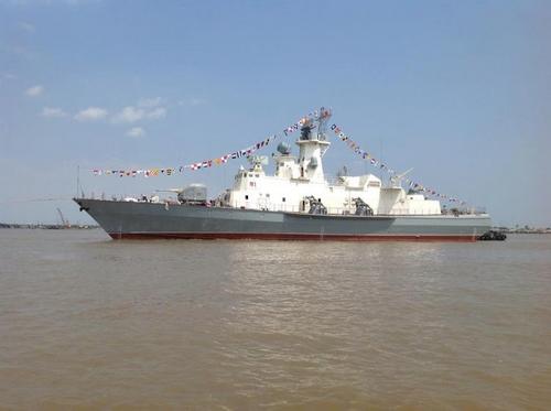 Tàu tên lửa Molniya - sản phẩm tiêu biển cho hợp tác chuyển giao công nghệ quốc phòng Nga-Việt Nam