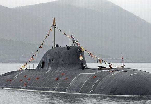 Tàu ngầm K-152 Nerpa
