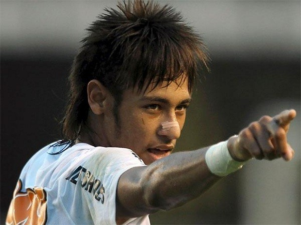 Real từng 2 lần vồ hụt Neymar
