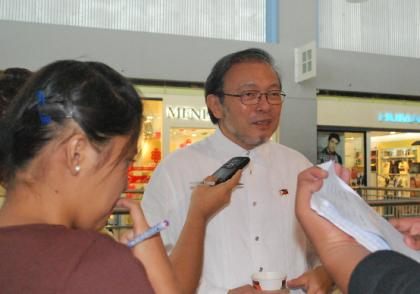Ông Ricardo Saludo cho rằng chính sách thân Mỹ, chống Trung Quốc của Tổng thống Aquino là