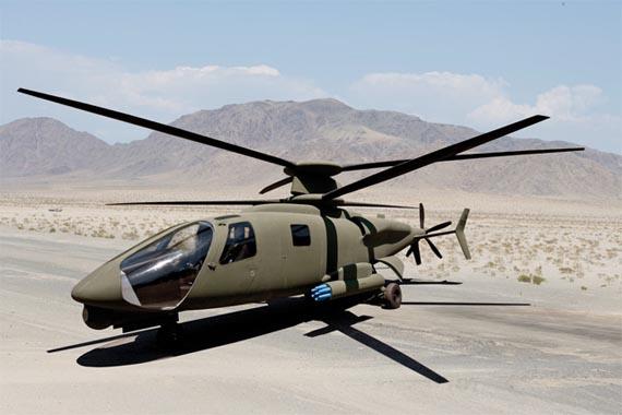 Sikorsky/Boeing X2