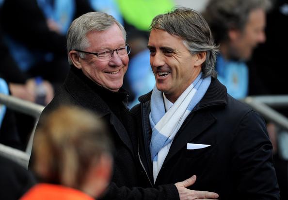 Sir Alex cho rằng Mancini không đáng bị sa thải