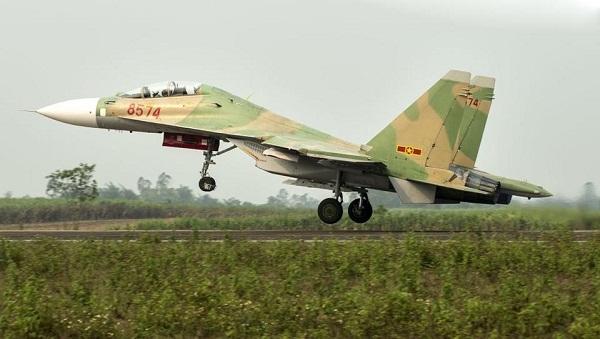 Tiêm kích Su-30MK2