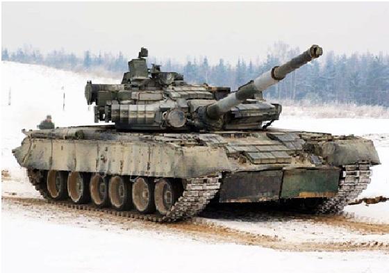 2 siêu phẩm làm nên T90: T-80U và…