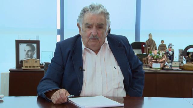 Tổng thống Uruguay José Mujica