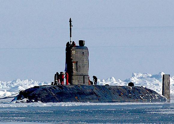 Tàu ngầm hạt nhân HMS Tireless