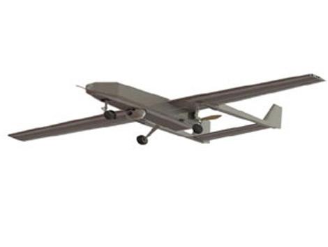 Kiểu dáng chiếc UAV trinh sát VT-Patrol.