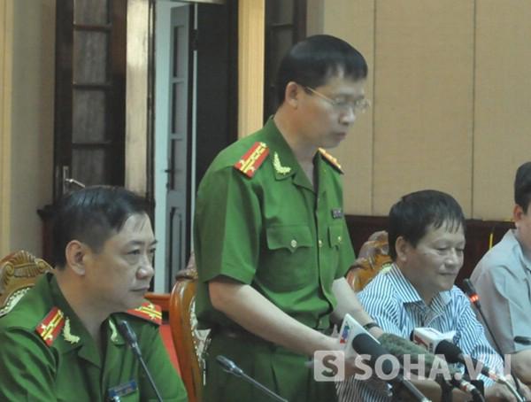 Đại tá Dương Văn Giáp, Trưởng Phòng Cảnh sát điều tra tội phạm về TTXH