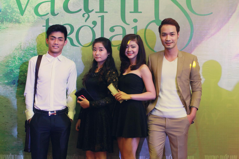 Vi Lưu Xuân Nam, Lưu Khánh Ngọc, Phan Kim Cương là ba thí sinh thể hiện xuất sắc nhất phần thử thách casting film.