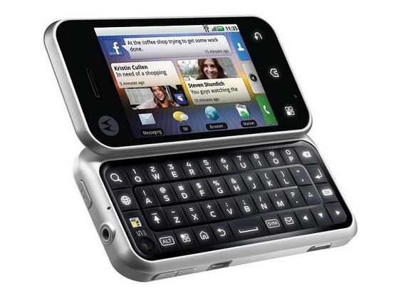 """Những mẫu smartphone Android """"xấu xí"""" một thời của các ông lớn"""