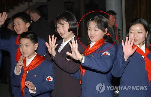 Bà Ri Sol-ju được cho sinh năm 1989.