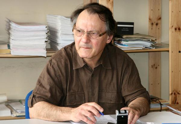 Nhà sử học nổi danh người Pháp Alain Ruscio