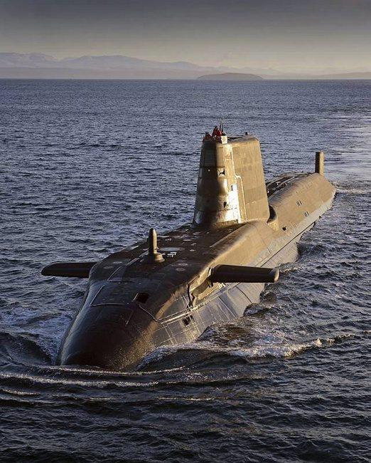 Tàu ngầm HMS Ambush
