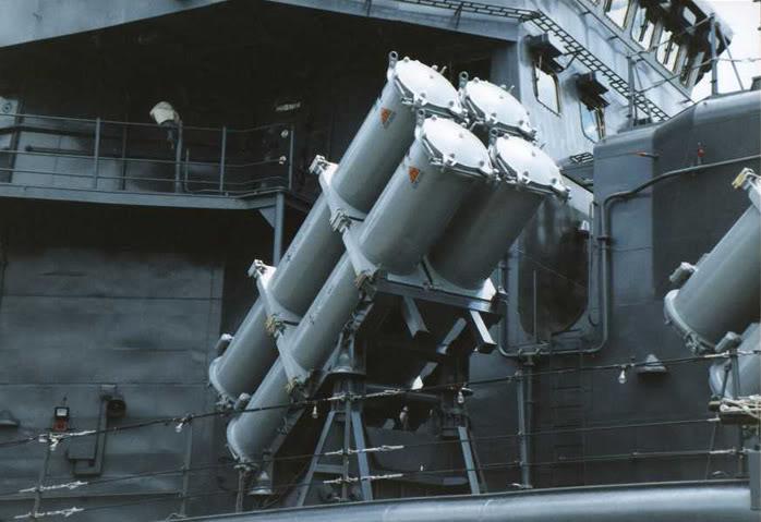 Bệ phóng trên tàu lớp Molnya