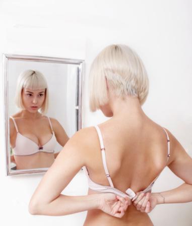 Lúc nào không nên mặc áo ngực?