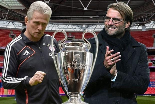 Góc thống kê: Bayern Munich vs Borussia Dortmund