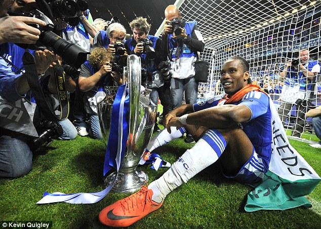 Cựu cầu thủ của Chelsea - Didier Drogba đã mua lại 5% cổ phần tại mỏ vàng Ity ở quê nhà Bờ Biển Ngà
