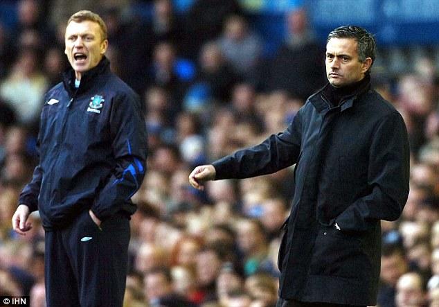 David Moyes phủ nhận tồn tại mối hiềm khích với Jose Mourinho