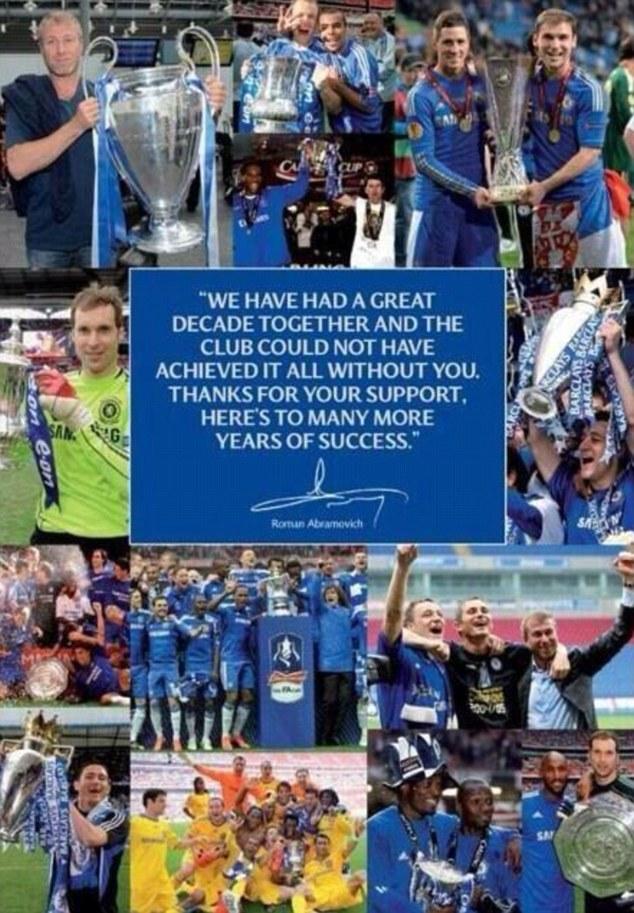 Mourinho gửi dòng tin cảm ơn CĐV