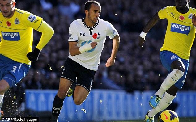 Andros Townsend (Tottenham) ra sân 11 trận và ghi được 1 bàn. Townsend là tiền vệ có nhiều pha dắt bóng nhất (92), hơn bất kỳ cầu thủ nào ít nhất 29 lần.