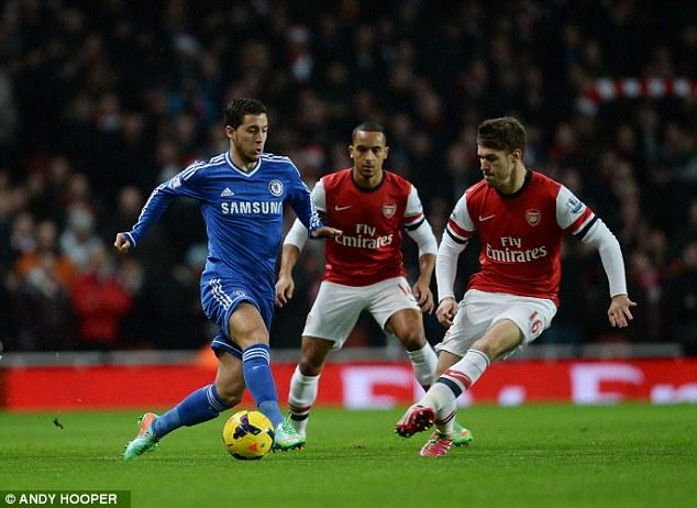 Không dễ gì để Chelsea nhả Hazard
