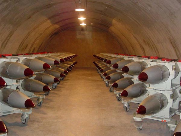Mỹ sẽ phát triển loại bom hạt nhân thông minh B61-12 để bổ sung cho năng lực răn đe hạt nhân khi START-3 có hiệu lực.