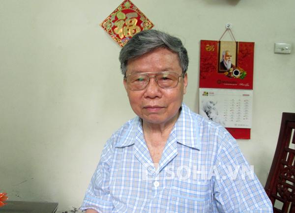 Bác sĩ Nguyễn Văn Hướng – Chủ tịch Hội Đông Y Việt Nam
