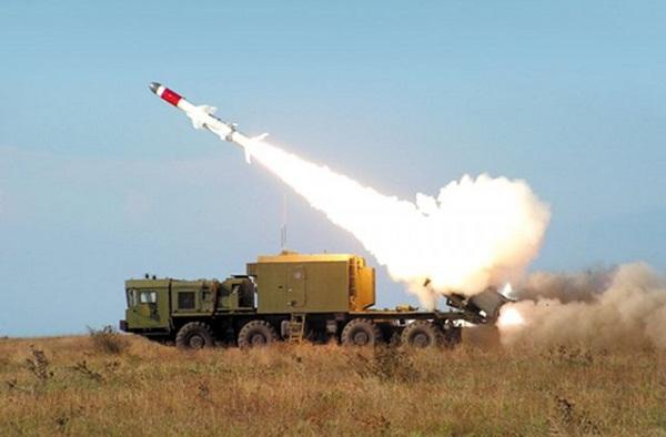 Tên lửa được phóng từ tổ hợp Bal-E (Ảnh minh họa).