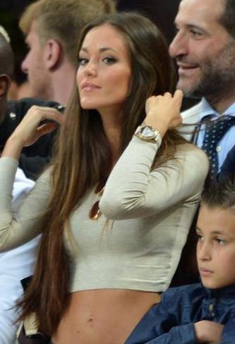 Cô được cho là bồ mới của Balotelli