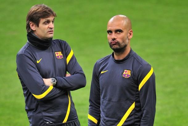 Pep và Tito khiến Barca có một mùa giải không thực sự thành công