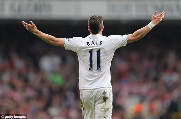 Bale quá quan trọng với Tottenham