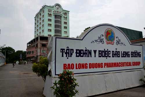 Thương hiệu của Tập đoàn Bảo Long từng một thời vang tiếng trong làng doanh nhân.