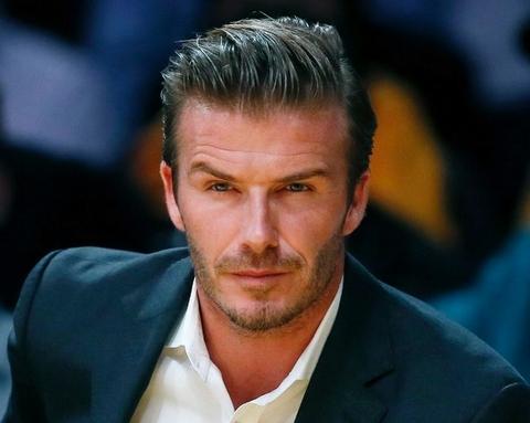 David Beckham sẽ chuyển từ ngôi sao sân cỏ sang ngôi sao điện ảnh?