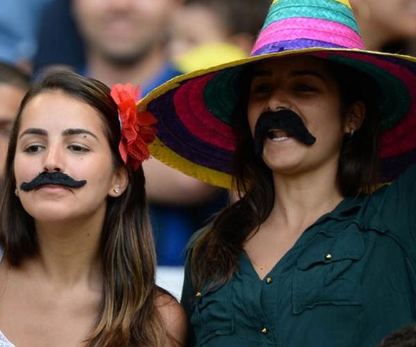 Các cô gái Nam Mỹ không chỉ xinh đẹp mà còn rất hài hước