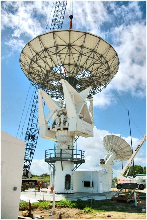 Siêu radar C-band của Mỹ