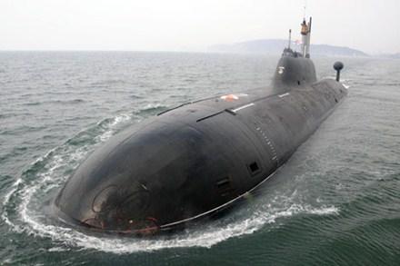 Tàu ngầm hạt nhân tấn công đa năng Project 971 được Nga chuyển giao cho Ấn Độ vào tháng 4.2012 và đặt lại tên là INS Chakra.