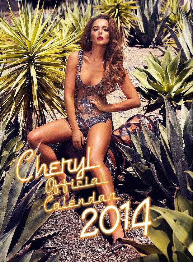 Cheryl Cole đẹp mê mẩn, Sylvie van der Vaart da nâu hút hồn