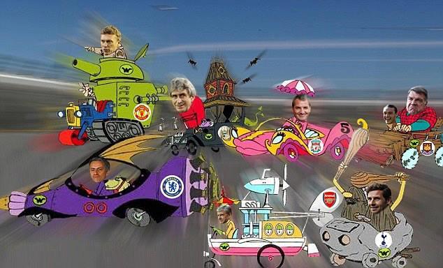 Cuộc đua Premier League đã chính thức bắt đầu rồi!