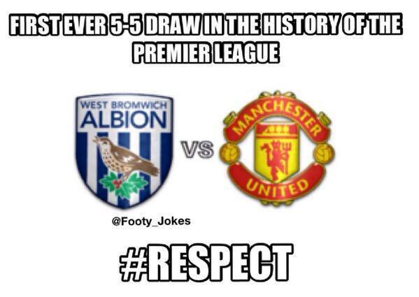 Trận đấu cuối cùng của Sir Alex và cũng là trận đấu đầu tiên trong lịch sử Premier League kết thúc với tỷ số 5-5
