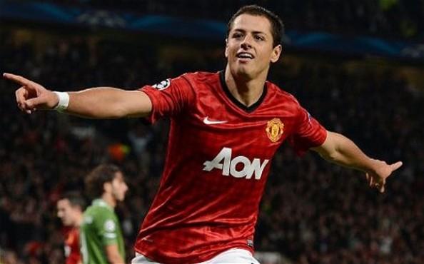 Man United sẽ mất Chicharito để đổi lấy Ronaldo
