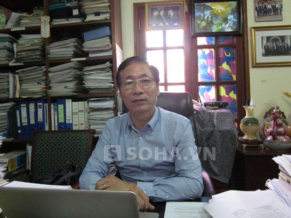 Luật sư Nguyễn Văn Chiến, phó tổng thư ký liên đoàn luật sư Việt Nam