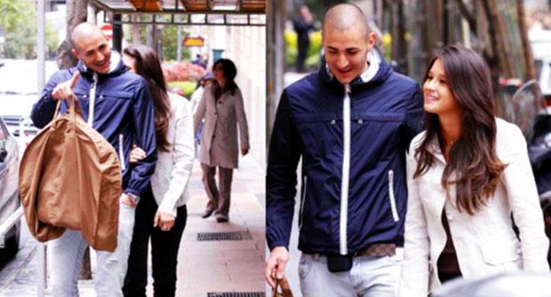 Karim Benzema và Chloe